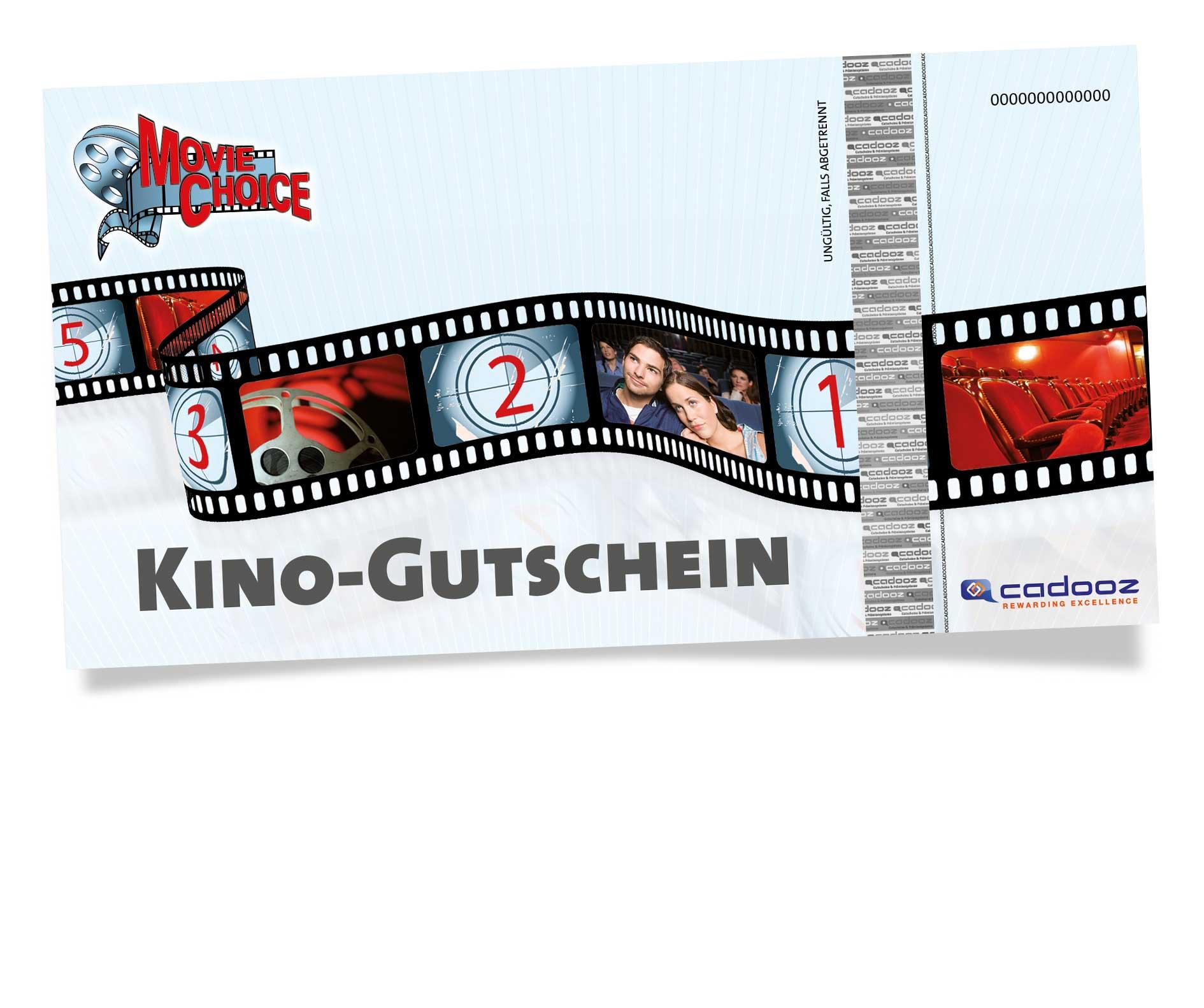Gutschein Cinestar